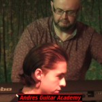Deep Purples Highway Star Classic recreated Live with 4 Student Guitars