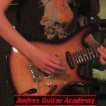 2 Minutes To Midnight Iron Maiden Cover with 4 Student Guitars and Full Band LIVE From Show Number 11